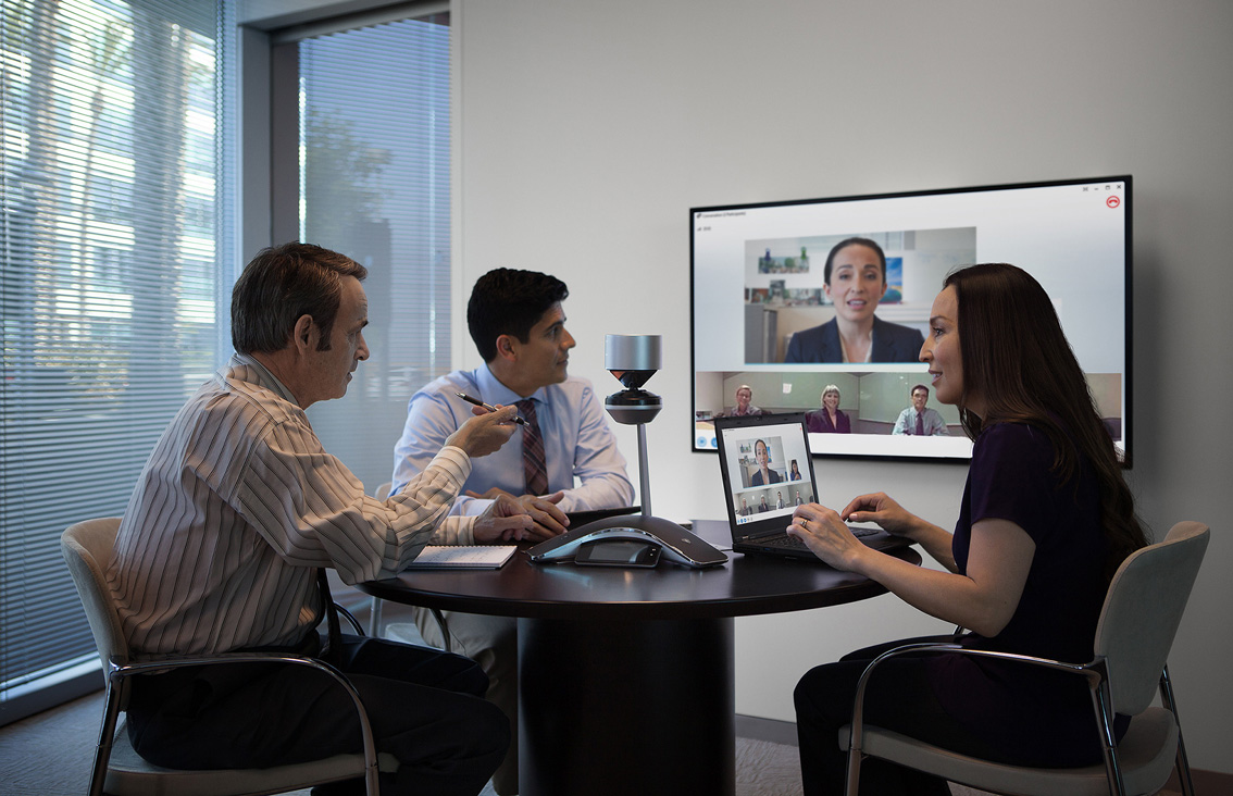 polycom cx5500 putting a new spin on video conferencing