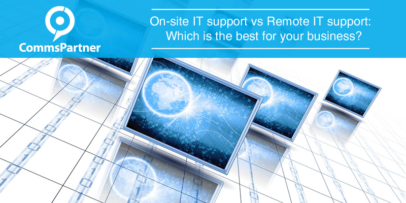 Onsite it support vs remote it support