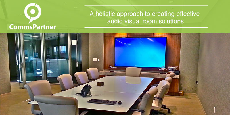 Creating an effective audio visual room solutions