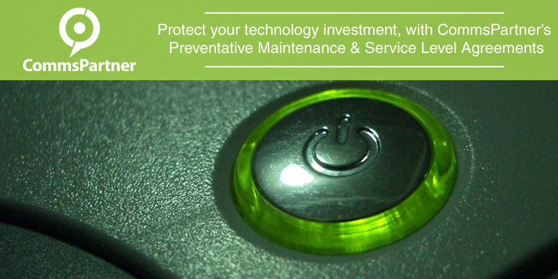 Preventative Maintenance & Service Level Agreement