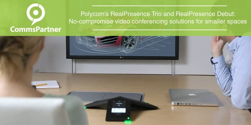 Polycom RealPresence Debut - Video Conferencing For Smaller