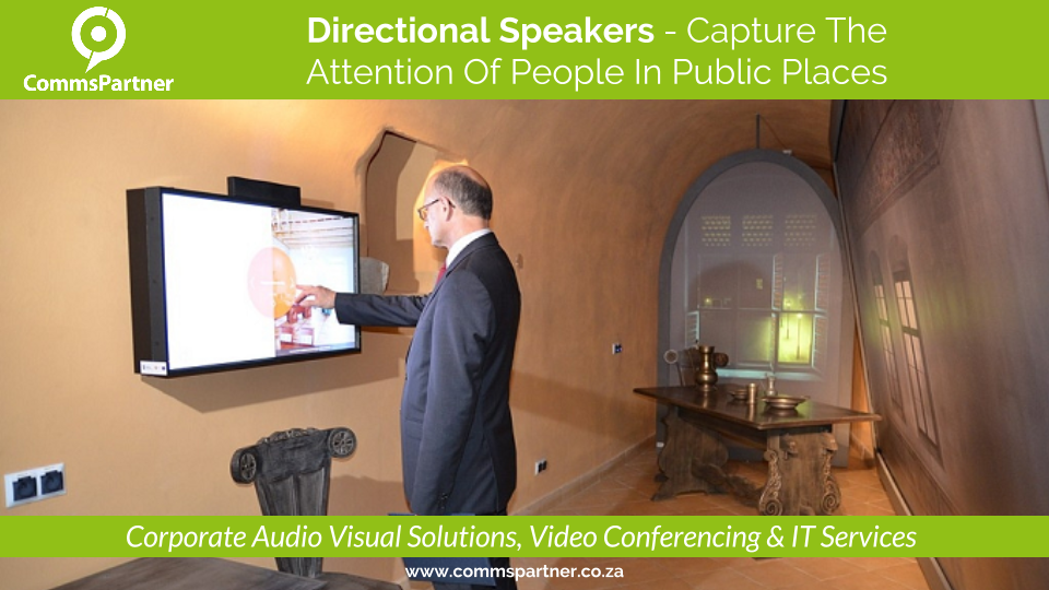 Directional Speakers