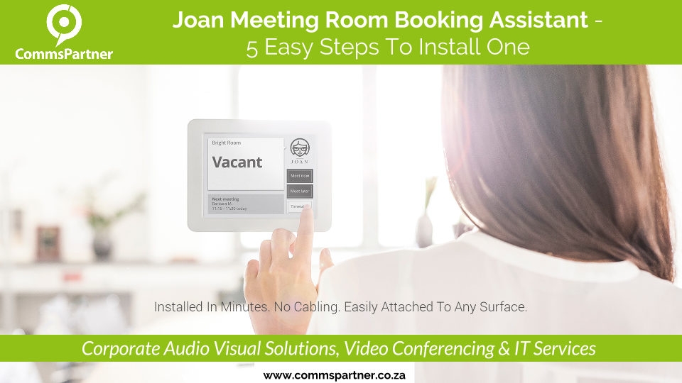 Joan Meeting Room Booking Assistant