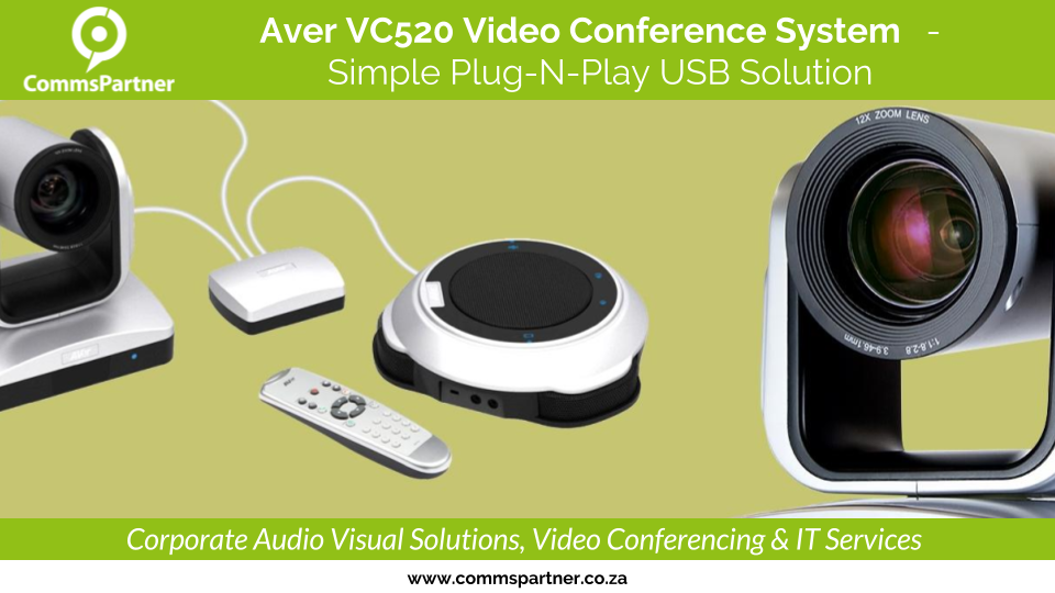 Aver VC520 Video Conference System