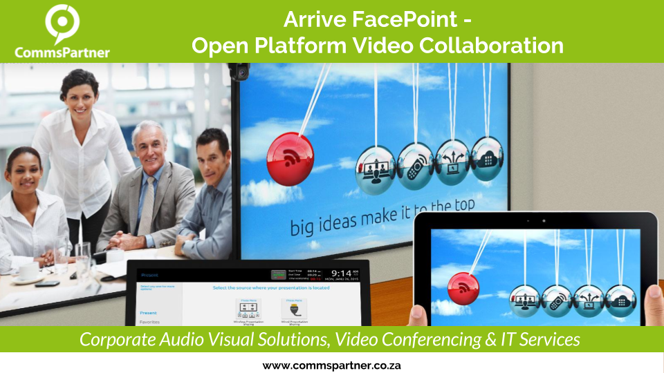 Arrive FacePoint