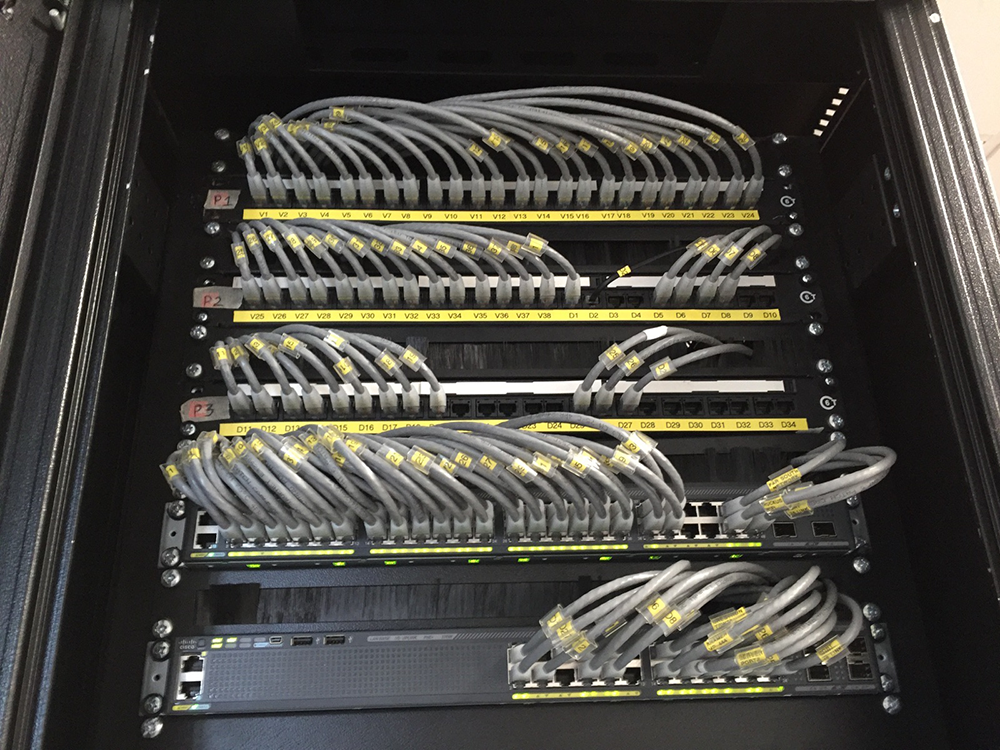 Structured Cabling - Done The Correct Way