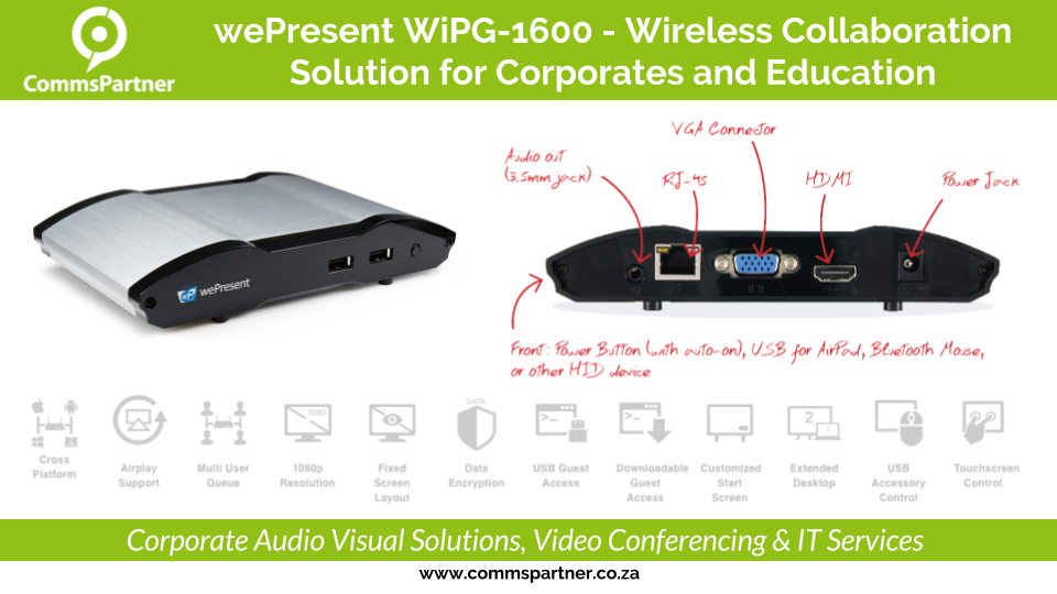 wePresent WiPG-1600
