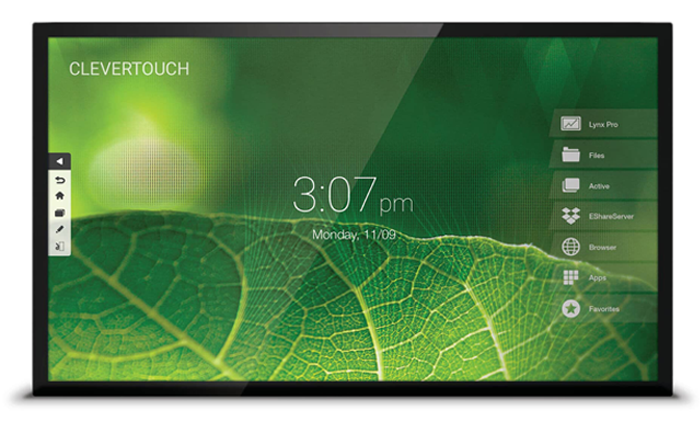 Clevertouch Pro Series - Capacitive Touch