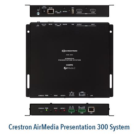 Crestron AirMedia Presentation System 300