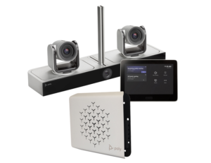Poly Room Systems for Microsoft Teams